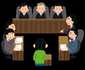 弁護士資格がない(非弁行為)