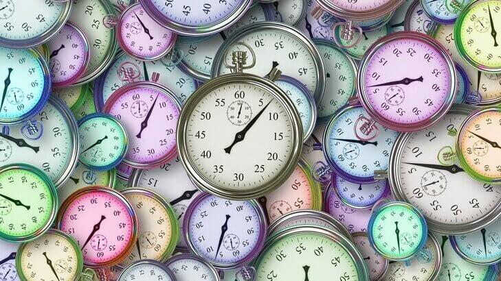 ④対応時間